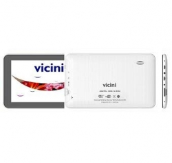 TABLET 7 POLEGADAS 4.0 VICINI VC7 512MB BRANCO
