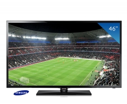 TV LED SAMSUNG 46 UN46F5200AGXZD  PRETO FULL HD