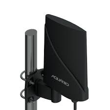 ANTENA EXTERNA AMPLIFICADA TV DIGITAL DTV-5600 AQUARIO