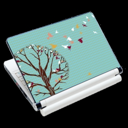 SKIN PARA NOTEBOOK 17 PASSAROS BRIGHT