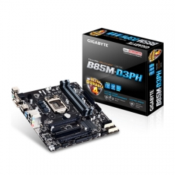 PLACA MAE GIGABYTE DDR3 GA-B85M-D3PH 1150