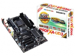 PLACA MAE GIGABYTE DDR3 GA-990FXA-UD3 AM3/AM3+