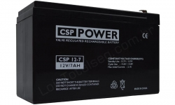 BATERIA NO-BREAK 12V 7A SELADA CSPPOWER 12-7