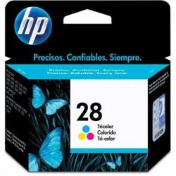 CARTUCHO ORIGINAL HP 28 COLORIDO C8728AB