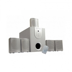 HOME THEATER 5.1 105W RMS FORCELINE 6341 PRATA