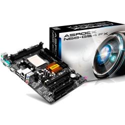 PLACA MAE ASROCK DDR3 N68-GS4 FX 1866MHZ