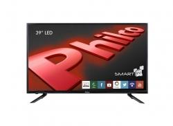 TV LED PHILCO 39 PH39U21DSGW PRETA HD